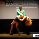 Johnny Vazquez & Anna Zidaru at the Istanbul Dance Festival